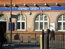 Image illustrative de l'article Stepney Green (métro de Londres)