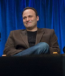 Steven Molaro at PaleyFest 2013.jpg