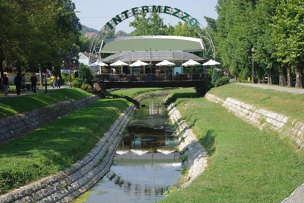 Stira creek & Intermezzo