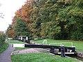Stockton Brook Bottom Lock, Caldon Canal, Staffordshire - geograph.org.uk - 590885.jpg