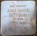 Stolperstein Anna Maria Bettmann.jpg