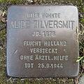 Stolperstein Bad Bentheim Bergstraße 22 Alice Zilversmit.JPG