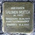 Stolperstein Martin-Luther-Str 113 (Schön) Salomon Mottek.jpg