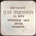 Stolperstein Olga Bruckmann.jpg