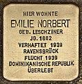 Stolperstein für Emilie Norbert (Cottbus).jpg