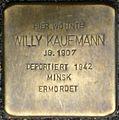 Stolpersteine Köln, Willy Kaufmann (Großer Griechenmarkt 75).jpg