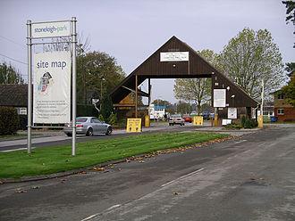 Stoneleigh Park - Entrance to Stoneleigh Park