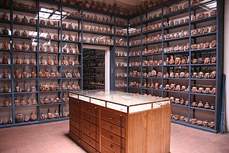 Larco Museum - Storage Gallery