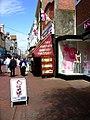 Street scene, St Mary Street, Weymouth - geograph.org.uk - 1839259.jpg