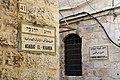 Street signs, Old Jerusalem, 2019 (01).jpg