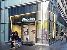 StubHub - Wikipedia