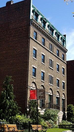 Kilham & Hopkins - Students House on Fenway in Boston
