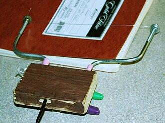 Hot-wire foam cutter - simple styrofoam cutter