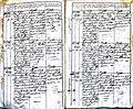 Subačiaus RKB 1827-1830 krikšto metrikų knyga 053.jpg