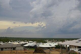 Farrar, Northern Territory Suburb of Darwin, the Northern Territory, Australia
