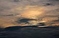 Sunset at Burdwan, West Bengal, India 15 09 2012.JPG