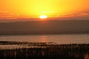 Lake Awasa - Sunset