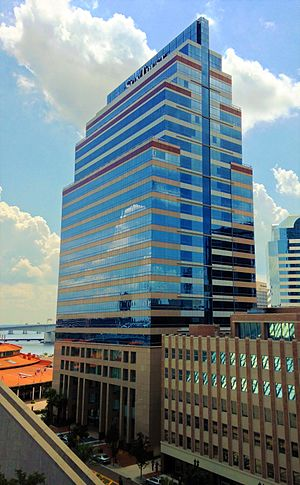 Laura Street - SunTrust Tower