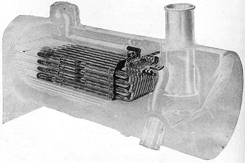 Теплообменник с пароперегревателем теплообменника nt150s