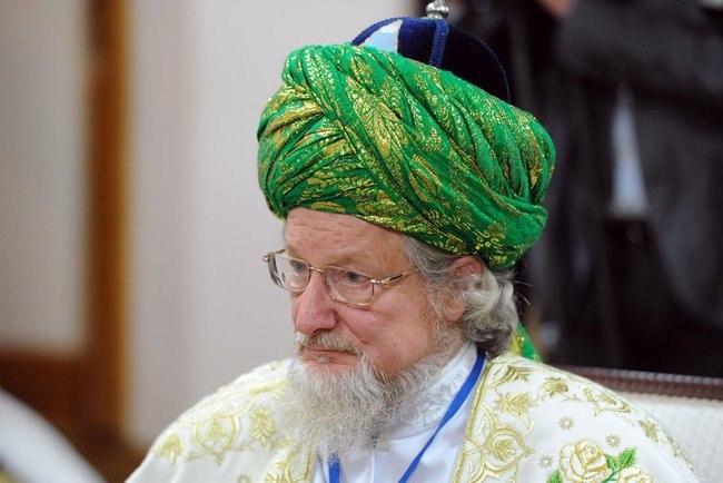 Supreme Mufti of Russia Talgat Tadzhuddin.jpeg
