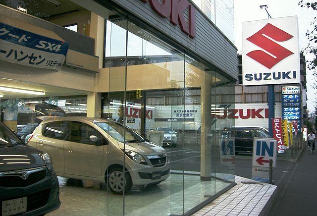 Suzuki Car Dealership >> File Suzuki Japan Car Dealership Tokorozawa Saitama Jpg