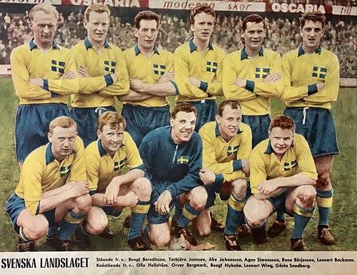 Sweden national football team - Wikiwand