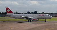 HB-JLQ - A320 - Edelweiss Air