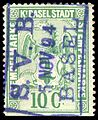 Switzerland Basel 1884 revenue 10c - 1C (2).jpg