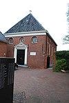 Vrijgemaakt-Gereformeerde Kerk (tot 1945: Synagoge)