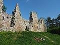Szlak Orlich Gniazd 0166 - ruiny Zamku Bydlin.jpg