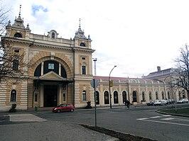 Szombathely vasútállomás