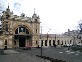Image illustrative de l'article Gare de Szombathely