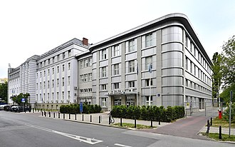 Health care in Poland - Inflancka Street Hospital in Warsaw, Poland, 2015