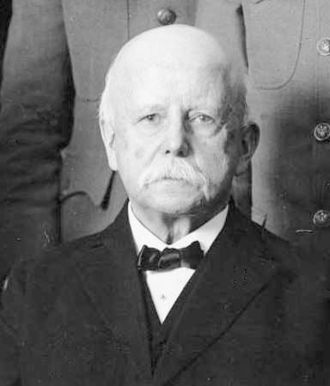 Thomas Corwin Mendenhall - Thomas Corwin Mendenhall