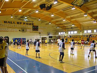 Taipei American School - Middle School Gym
