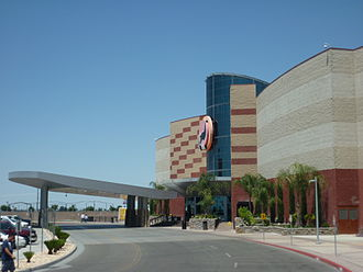 Lemoore, California - Tachi Palace Casino