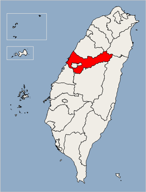 Taichung County Location Map.png
