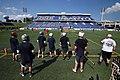Tailgate Bayhawks Game Navy Marine Corps Memorial Stadium (29150382908).jpg