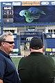 Tailgate Bayhawks Game Navy Marine Corps Memorial Stadium (29150687988).jpg