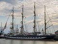 Tall Ship races Harlingen 2014 - Kruzenshtern (ship, 1926).jpg