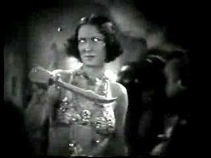 Tarzan the Tiger - Kithnou as Queen La of Opar