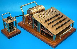 Stroj tatjany van vark inšpirovaný enigmou. vyrobená v roku
