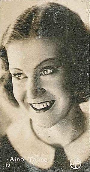 Taube, Aino (1912-1990)