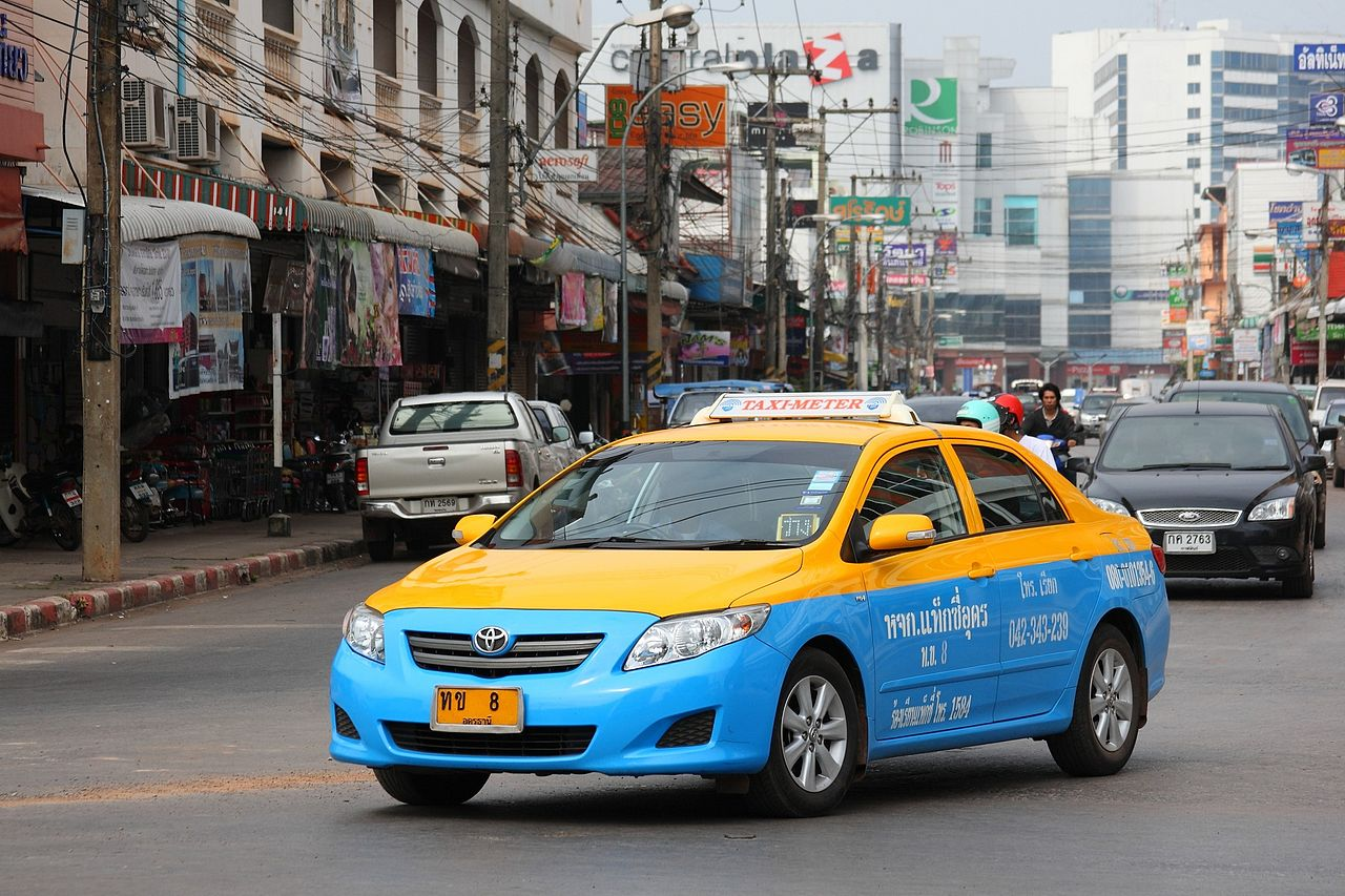 1280px Taxi meter in Udon Thani