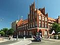 Tczew, Jarosława Dąmbrowskiego, budova pošty II.JPG