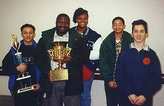 Teaneck High School - 1997 New Jersey State High School Chess Champions