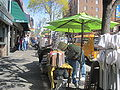 Telegraph Ave., Berkeley street vendors 1.JPG