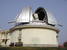 Cupola del telescopio Zeiss
