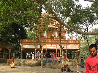 Malda district - Temple of Jahura Kali Bari, Malda