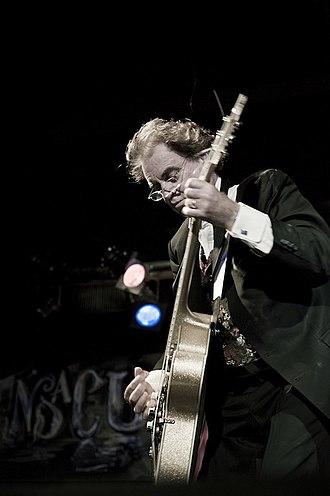 Terry Reid - Reid playing in New York City, in 2010